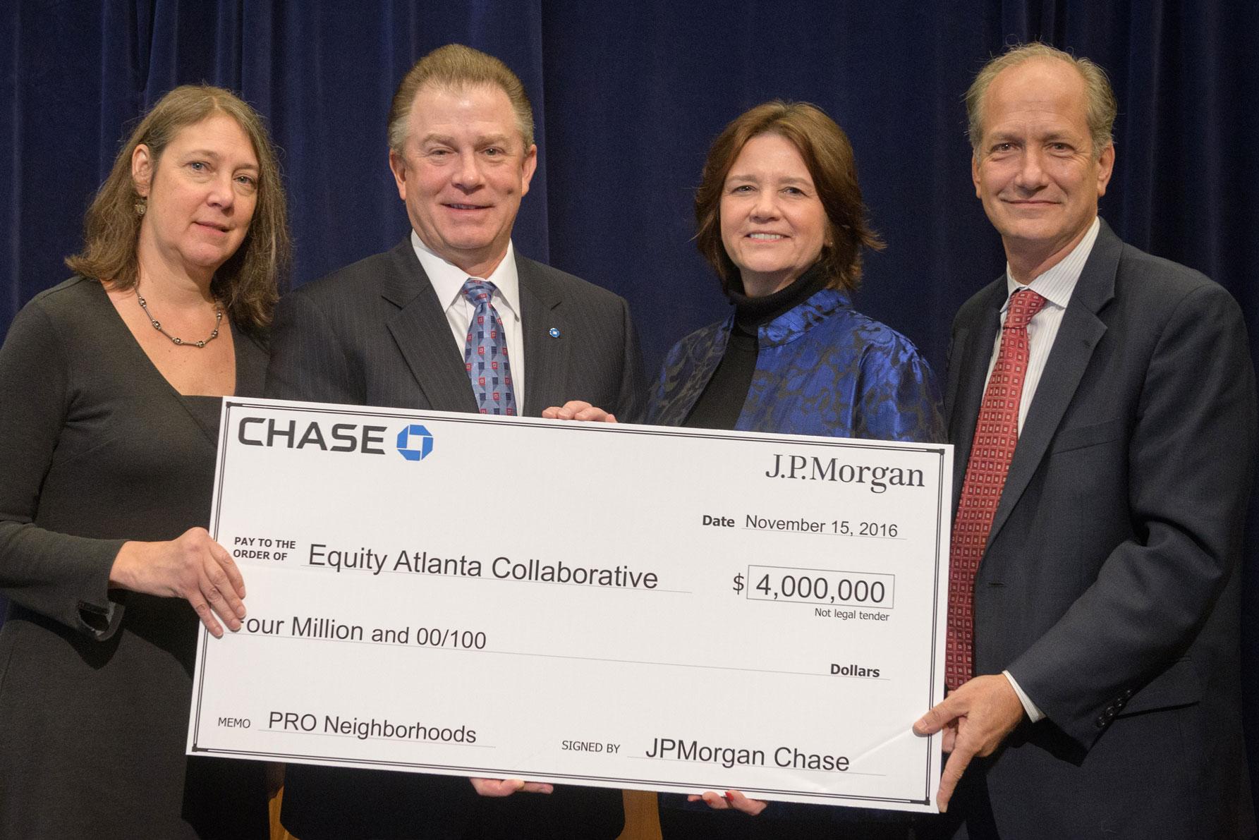 Equity Atlanta Collaborative Annoucement